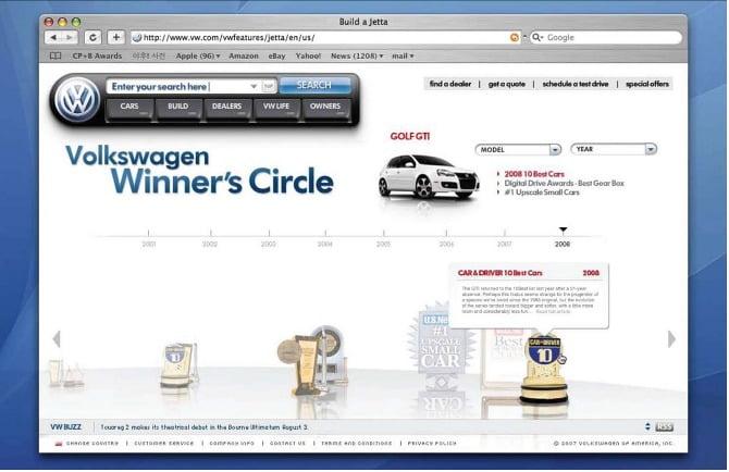 Bizadmark Advertising Volkswagen campaign