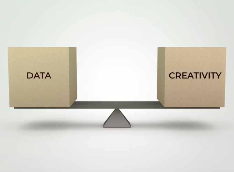 Creativity Or Data In Marketing: The Unusual See-Saw
