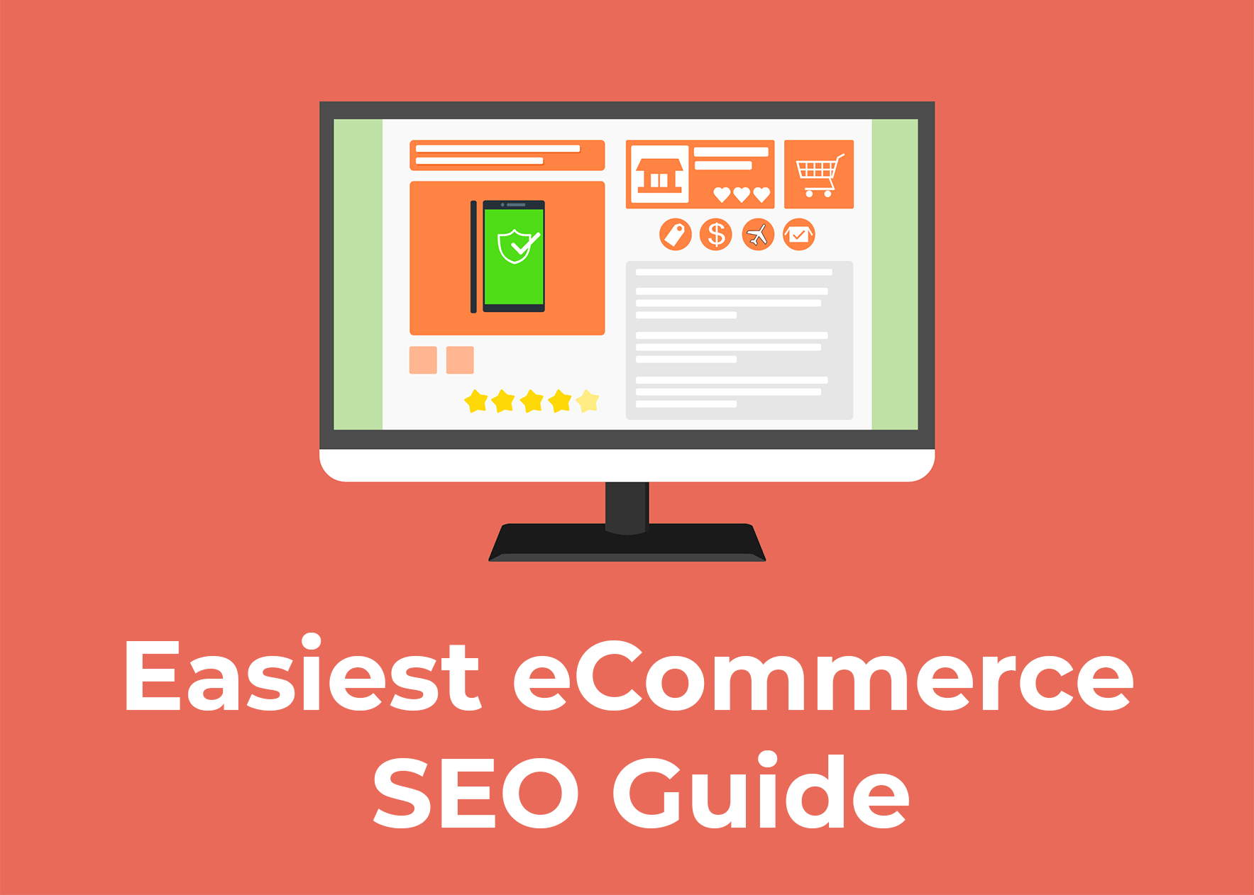 Easiest Moneymaking eCommerce SEO Guide Ever Made