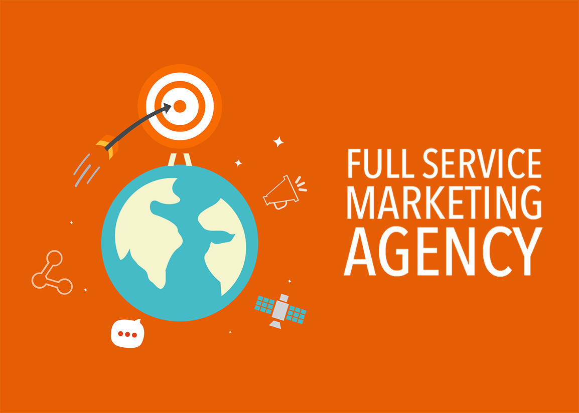 Why Prefer a Full Service Marketing Agency?