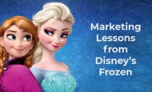 marketing lessons from frozen disney