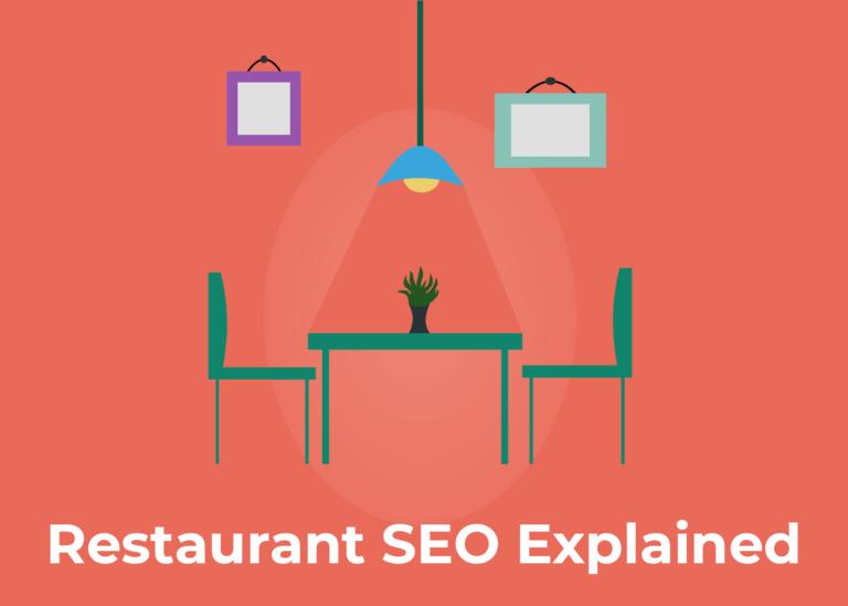 Restaurant SEO Secrets Explained   Guide for 2020