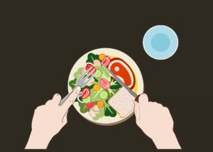 diet marketing in US