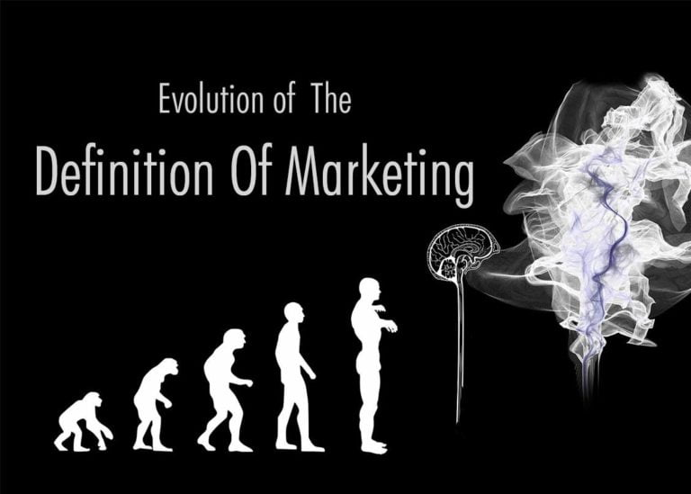 How The Definition Of Marketing Has Evolved With Time?